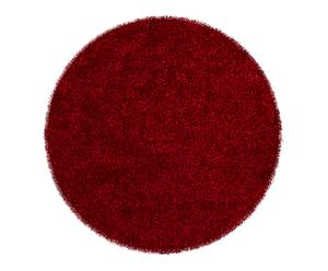 Alfombra redonda Fairy – Rojo