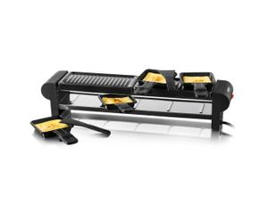 Raclette eléctrica – grande