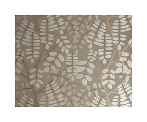 Papel de pared Treetops – marrón