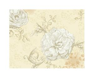 Papel de pared Florenza – crema