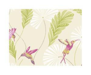 Papel de pared Hummingbird – violeta