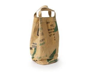 Bolsa de lavandería de bolsitas de té recicladas