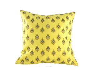 Cojín Victoria - amarillo