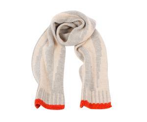 Bufanda en lana, multicolor - L 180 cm