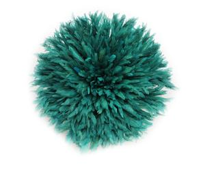 Juju hat, azul petróleo - Ø50 cm