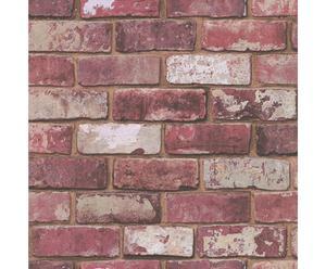 Papel tapiz para pared Ladrillos - 1005x53 cm