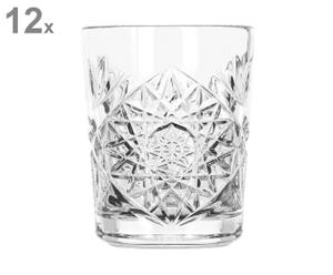 Set de 12 vasos Hobstar - 10,3 cm