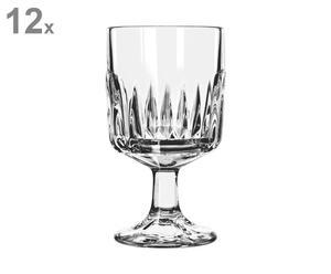 Set de 12 copas de vino Windchester Goblet - 14,7 cm