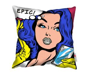 Cojín Epic, multicolor - 45x45 cm