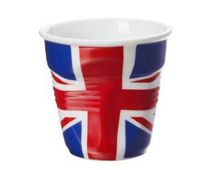Taza Espresso – Union Jack