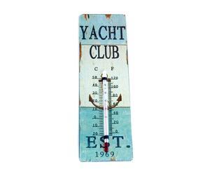 Termómetro Yacht Club