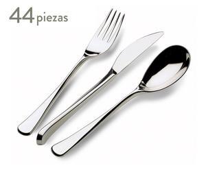 Set de cubiertos Fiesta - 44 piezas
