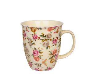Mug de porcelana Rosalio I