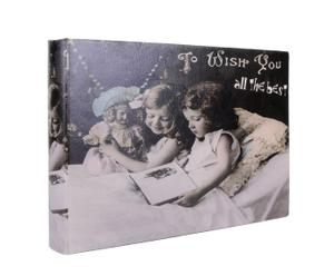 Álbum para 200 fotos Wish you