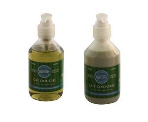Gel de ducha + Loción corporal – Aceite de la Provenza
