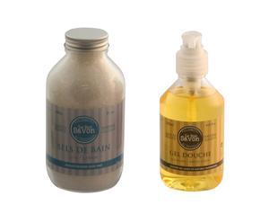 Sales de ducha + Gel de ducha – Lino
