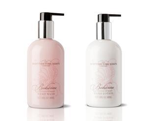 Set de jabón de manos y crema para las manos – 300 ml cada uno
