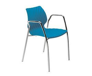 Silla Uni 551 - Azul