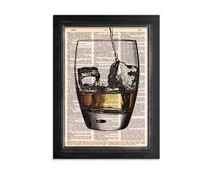 Lámina Whisky