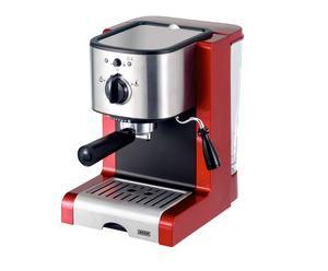Machine à café professionnelle, acier inoxydable