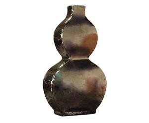 Vase Gourd, porcelaine – H46