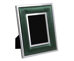 Cadre inox, vert - 18*24
