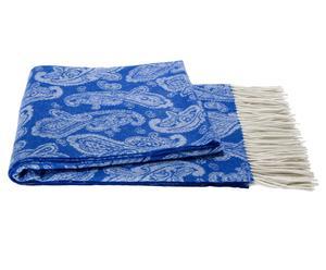 Plaid Jacquard, bleu - 127*165