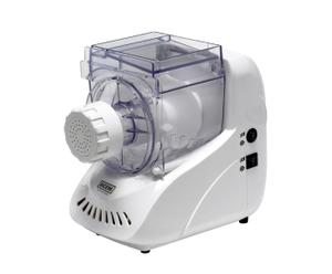 Machine à pâtes électrique Métal et plastique, Blanc et transparent - H30