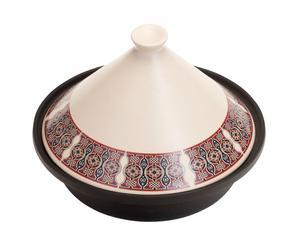 Tajine Oriental VI, creme, Ø 25 cm