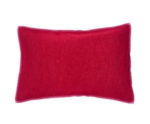 Housse de coussin, Rouge et rose - 40*60