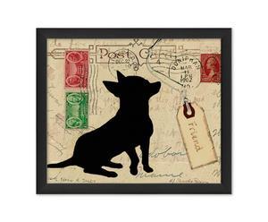 Tableau Chihuahua, Papier d'archivage - L25