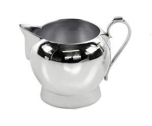 Pot à lait Laiton, Argenté - Ø8