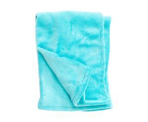 Couverture polaire WHISPER Polyester, Bleu - 80*80
