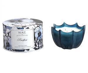 Bougie parfumée 3 mèches Pacifica - H11
