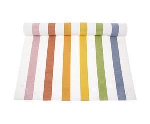 Tapis Coton, Multicolore - 200*70