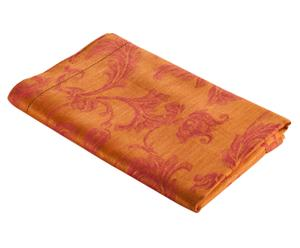 NAPPE ELEGANZA LIN, ORANGE - 220*140