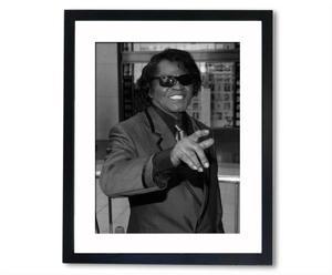 Photographie James Brown I, encadrée - 40*50