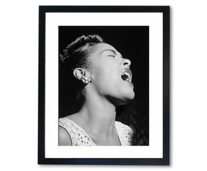 Photographie Billie Holiday 1946 I, encadrée - 40*50