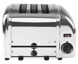 3-Schlitz-Toaster Vario