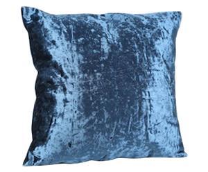 Coussin TRINITY Polyester, Bleu - 45*45