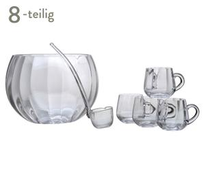 Bol à Punch Verre, Transparent - 0,85L