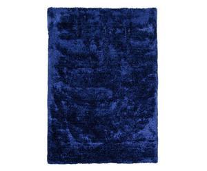 Tapis Polyester, Bleu foncé - 200*140