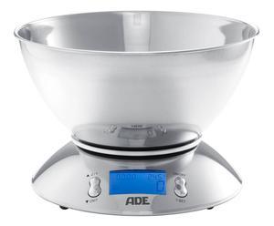 Balance de cuisine LETICIA acier, argenté - Ø21