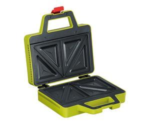 Appareil à croque-monsieur BISTRO inox, vert – 700W