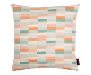Housse de coussin BARUVA polyester et coton, multicolore - 50*50