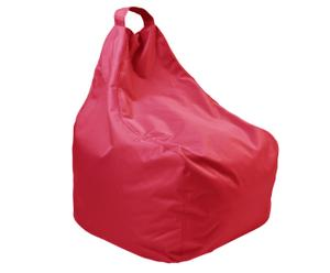 Pouf ERGO Indoor/Outdoor, Rouge - L80