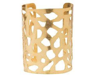Bracelet Alana, plaqué or - Doré