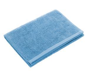 Drap de bain, coton -  Bleu ciel