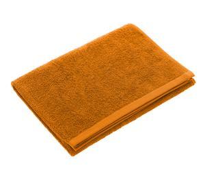 Drap de bain, coton - Orange