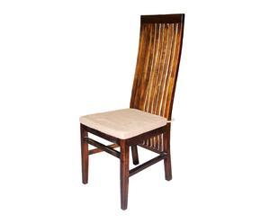 Chaise haut dossier - H114